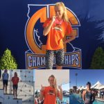 CIF Swim Meet, Finals Update – Emma Lepisova