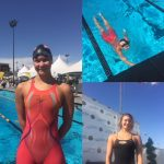 CIF Swim Meet, Finals Update – Valeriya Nasedkina