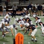 Boys Varsity Football falls to Carlmont 28 – 7