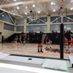 Girls Junior Varsity Volleyball falls to Burlingame 2 – 1