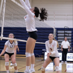 Girls Varsity Volleyball Falls to Carlmont