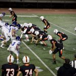 Boys Varsity Football beats South San Francisco 39 – 0