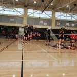 Girls Junior Varsity Volleyball beats Summit Shasta 2 – 0