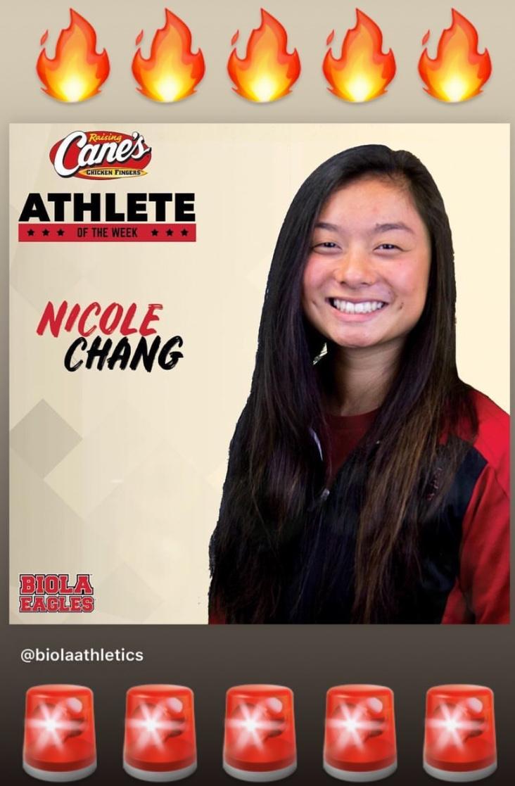 Swim Team Alumni Update – Nicole Chang