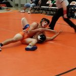 Coed Varsity Wrestling beats South San Francisco H.S.
