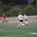 Girls Varsity Soccer beats El Camino high 2 – 0