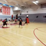 Boys Varsity Volleyball beats El Camino 3 – 0