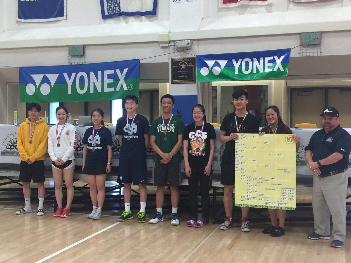 Badminton CCS Update