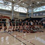 Girls Junior Varsity Volleyball beats Westmoor 2 – 0