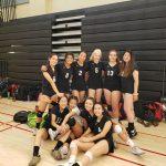 Girls Junior Varsity Volleyball beats Jefferson 2 – 0