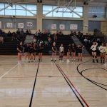 Girls Junior Varsity Volleyball falls to Burlingame 2 – 0
