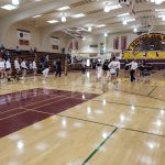 Girls Junior Varsity Volleyball falls to Menlo-Atherton Athletics 2 – 0