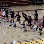 Girls Freshman Volleyball falls to Menlo Atherton 2 – 0