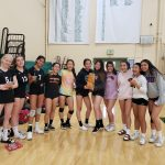 Girls Junior Varsity Volleyball beats Capuchino 2 – 0