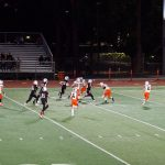 Boys Varsity Football falls to Half Moon Bay 25 – 0