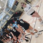 Girls Junior Varsity Volleyball falls to Hillsdale 2 – 0