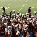Boys Varsity Football beats Carlmont 27 – 21