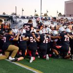 Boys Varsity Football beats Menlo School 21 – 10