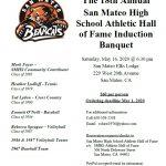 San Mateo High 18th Annual Hall of Fame