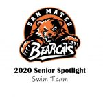 2020 Swim Team ~ Senior Spotlight