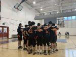 San Mateo Boys Varsity Volleyball Beats Hillsdale 3-2