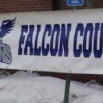 Farmington High School Boys Varsity Hockey beat Northville High School 2-1
