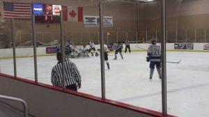 Falcons Hockey vs Notre Dame Prep Nov 11, 2015 (Scrimmage)