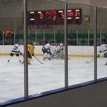 Farmington High School Boys Varsity Hockey beat Farmington United 8-2