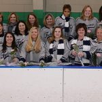 Farmington High School Boys Varsity Hockey beat Stoney Creek High School 6-4