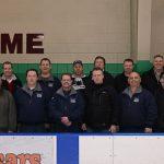 Farmington High School Boys Varsity Hockey beat Clarkston High School 6-3