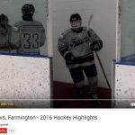Game Highlights Falcons Hockey vs Allen Park