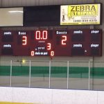 Farmington High School Boys Varsity Hockey beat North Farmington High School 3-2