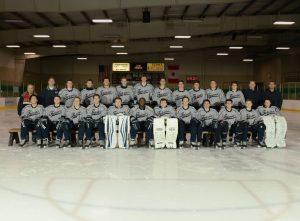 2016-17 Varsity Hockey