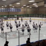 Farmington High School Boys Varsity Hockey falls to Stoney Creek High School 3-2