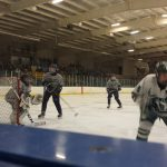 Farmington High School Boys Varsity Hockey falls to Lake Orion High School 4-3
