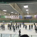 Farmington High School Boys Varsity Hockey falls to Detroit Country Day School 4-0