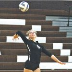 Progression Continues for Falcons Volleyball