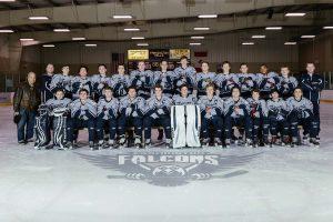 2017-18 Varsity Hockey Team