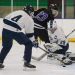 Boys Varsity Hockey beats Bloomfield Hills High School (@ FHIA) 8 – 1