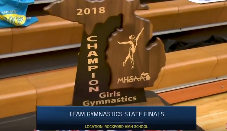 Farmington United Gymnastics – State Champs Video Highlights