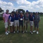 JV Golf takes 2nd Place at Ft. Sam!