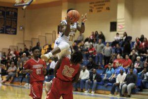 Boys Basketball–Judson