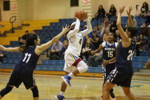 Girls Basketball- Smithson Valley