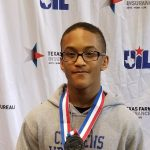 Freshman Wrestler DeShawn Cosby takes 2nd at State!