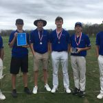 Clemens Golf takes 1st Place at The Republic!