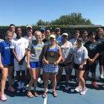 Clemens Tennis had a Fabulous Day!  Wow-Congrats!