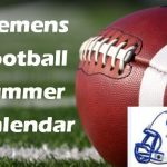 Clemens Football Summer Calendars are posted!
