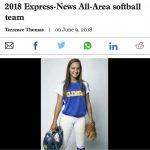 Congratulations Sierra!