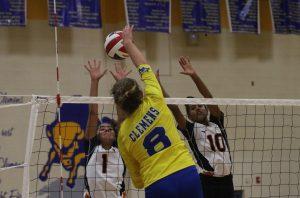 Volleyball- Brandeis