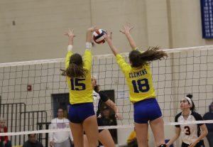 Volleyball- Brandeis-August 16